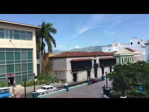 Santiago de Cuba Plaza Mayor und Parque Cespedes