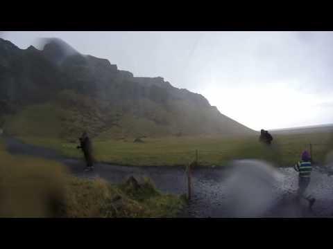 Skógafoss Island