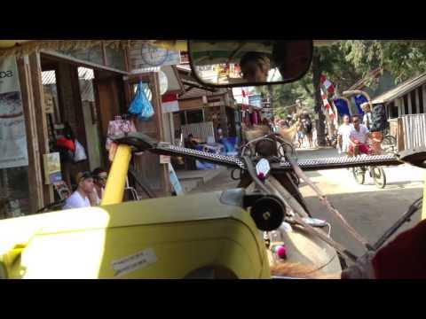 Kutschenfahrt Gili Trawangan