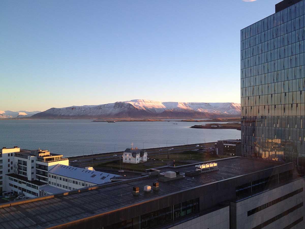 Fosshotel Reykjavík Island ©Ines Erlacher