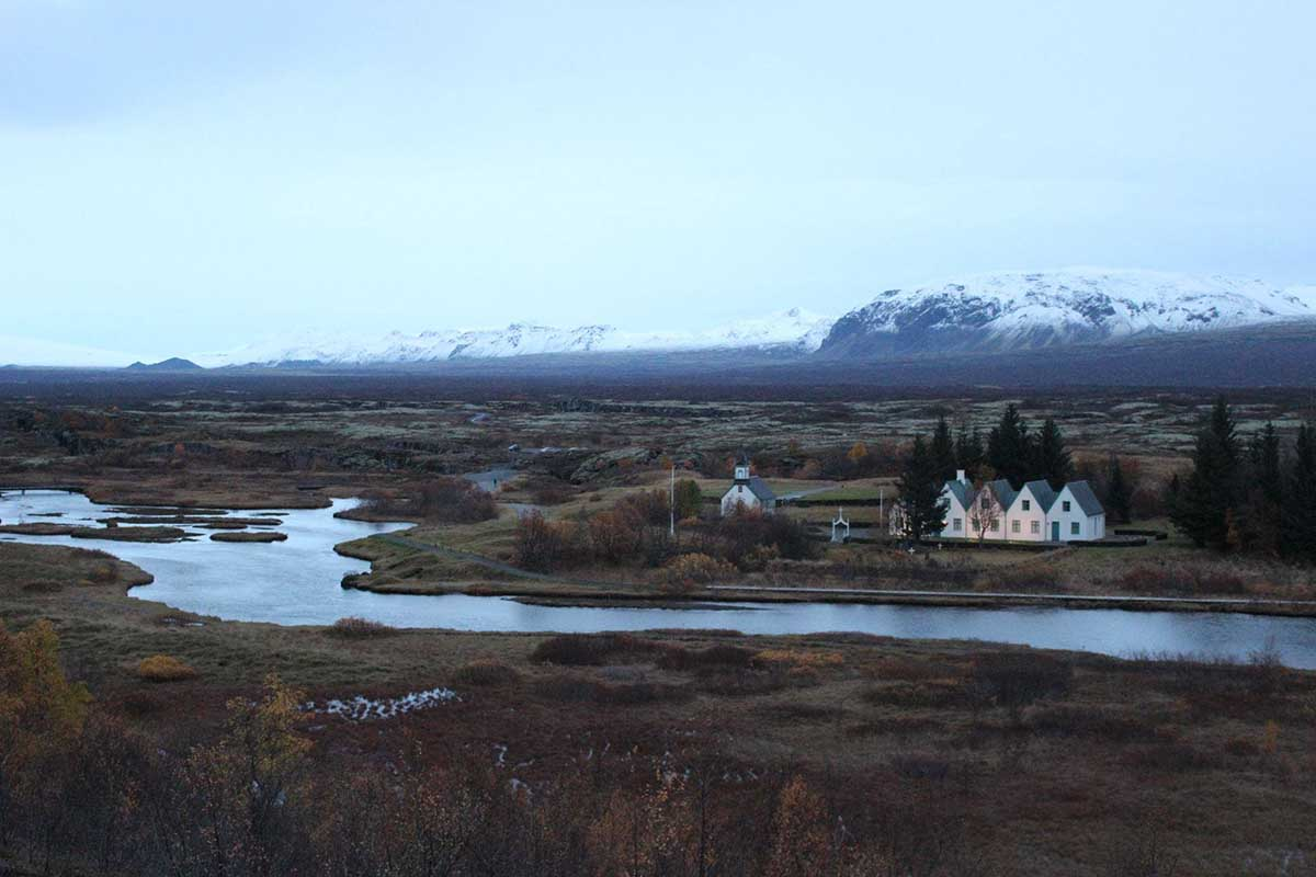 Thingvellir Island ©Ines Erlacher