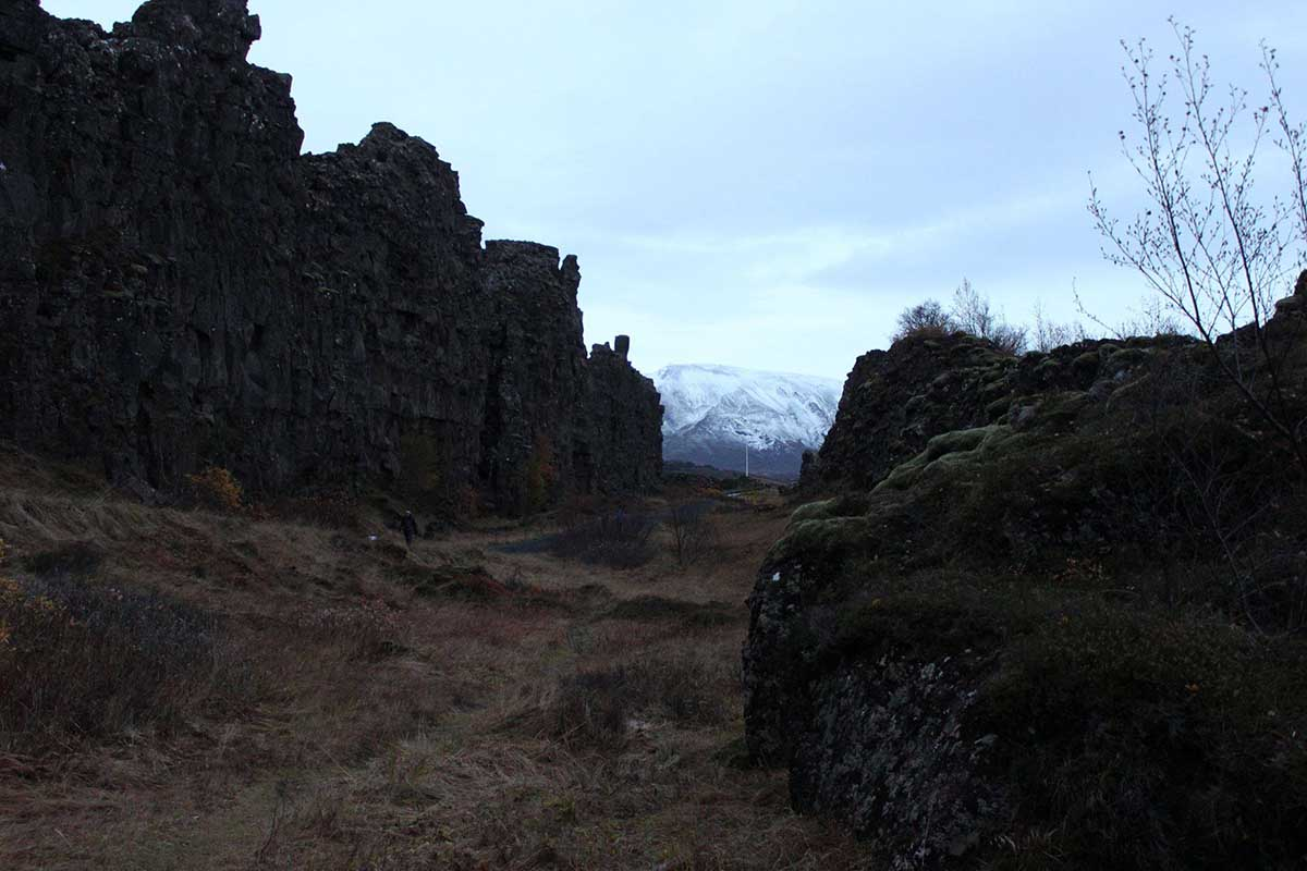 Thingvellir Island ©Ines Erlacher