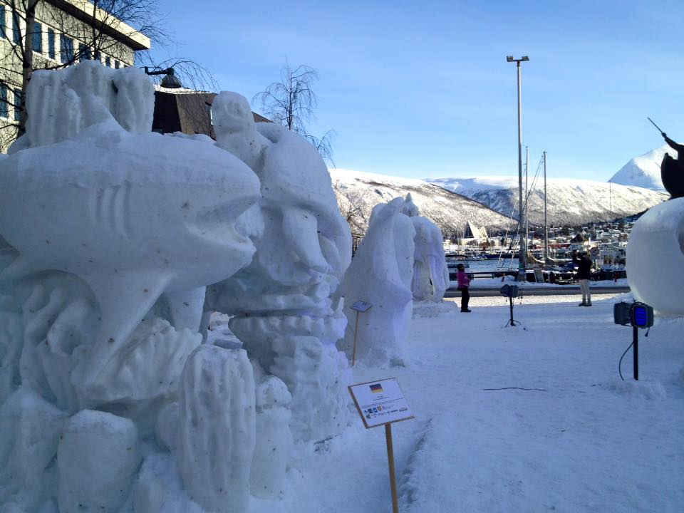 Tromsø ©Ines Erlacher und Thomas Mussbacher