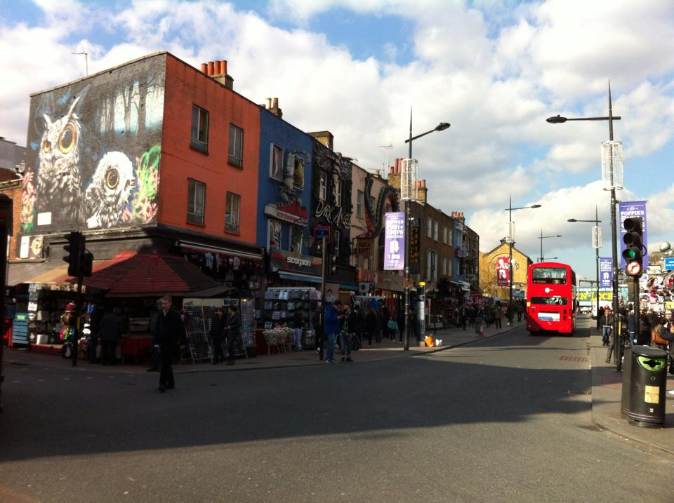 Camden Market London 2016 © Thomas Mussbacher & Ines Erlacher