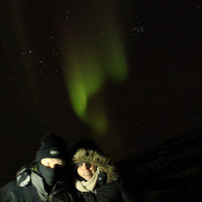 Nordlichter Aurora Borealis Polarlichter in Tromsø Norwegen Sehenswertes, Hotel und Tipps- Nordlichter Tour Northern Lights Tromsø www.gindeslebens.com