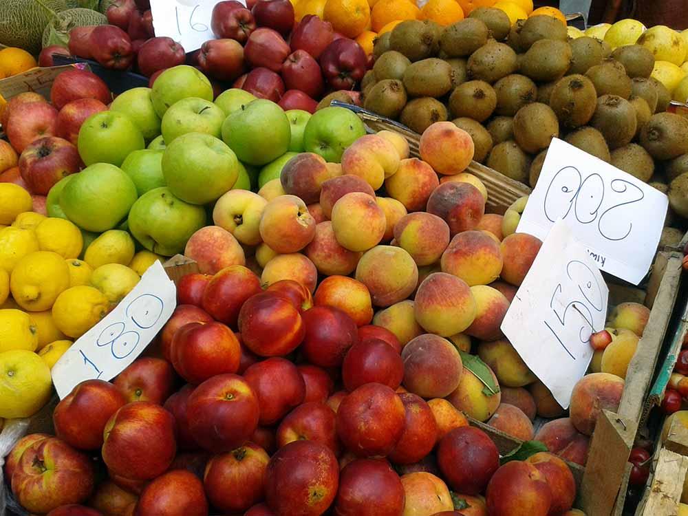 Markt Tirana Albanien ©Ines Erlacher
