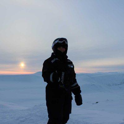 Schneemobilexpedition an die Ostküste Spitzbergen Abenteuer Arktis Sehenswertes und Tipps www.gindeslebens.com
