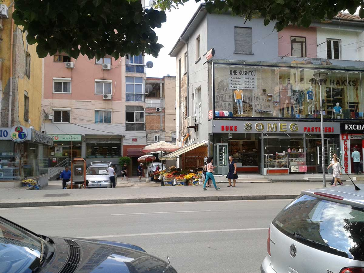 Tirana Albanien ©Ines Erlacher