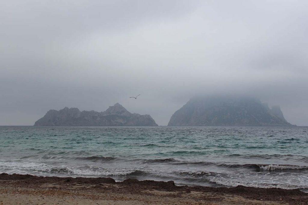 Cala d'Hort Ibiza Balearen Spanien - entdeckt Ibizas romantische Seite www.gindeslebens.com