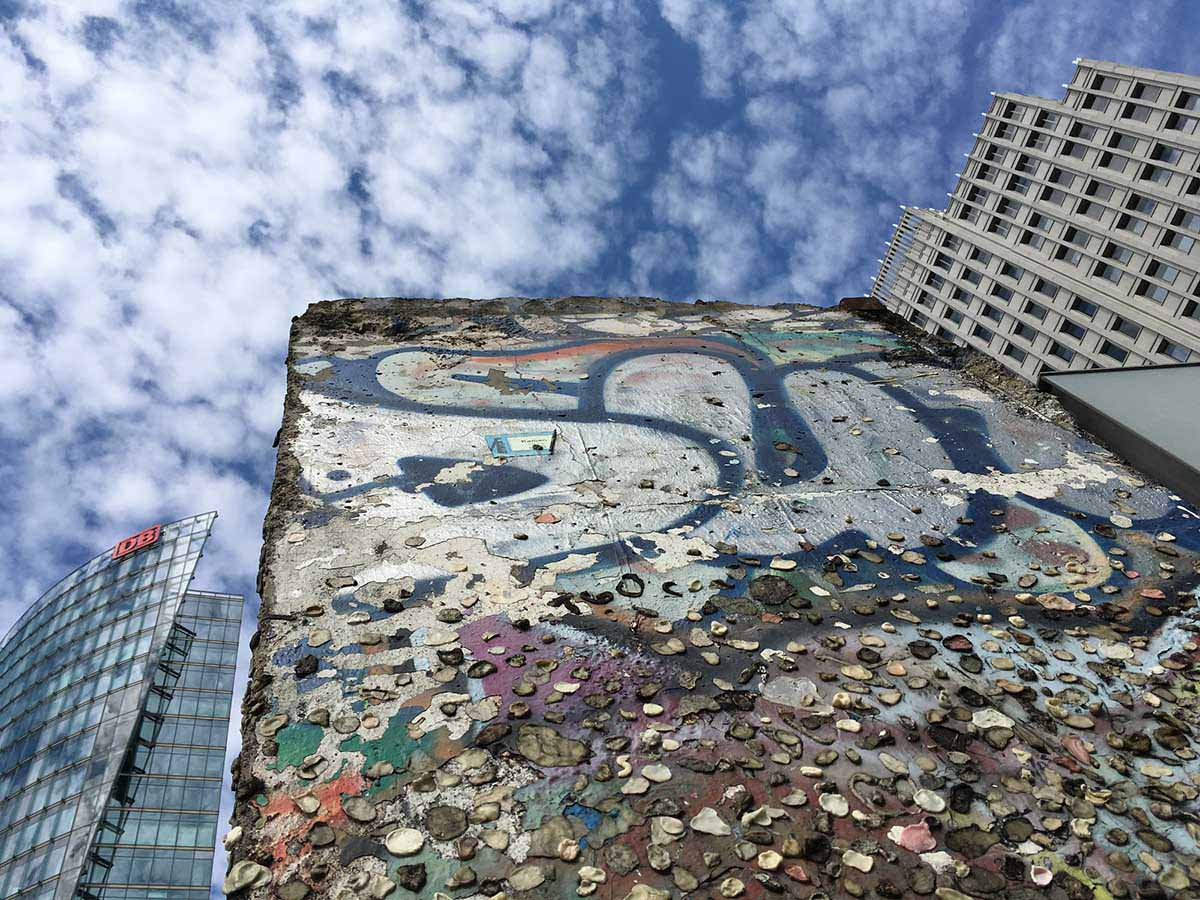 Berliner Mauer © Ines Erlacher und Thomas Mussbacher