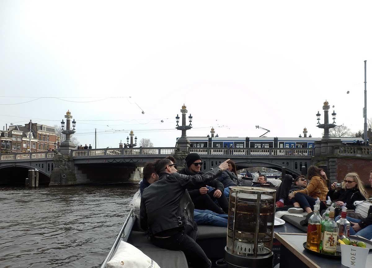 Friendship Amsterdam © Thomas Mussbacher und Ines Erlacher