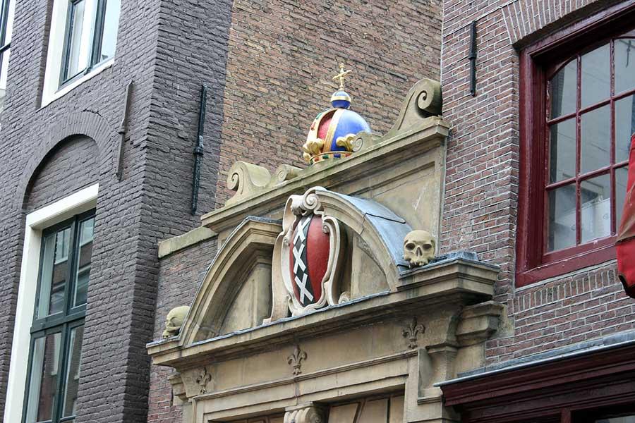 Kleinstes Haus Amsterdam © Thomas Mussbacher und Ines Erlacher