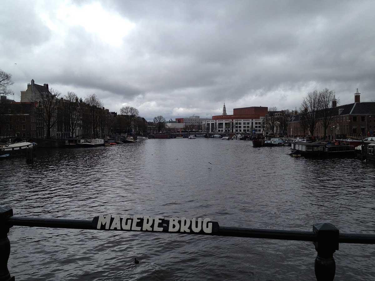 Magere Brug Amsterdam © Thomas Mussbacher und Ines Erlacher