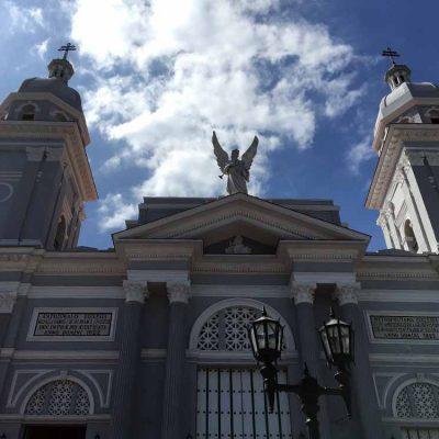 Die Kathedrale Sehenswertes in Santiago de Cuba - das ursprüngliche Kuba erleben - Reisebericht, Ausflüge und Tipps www.gindeslebens.com