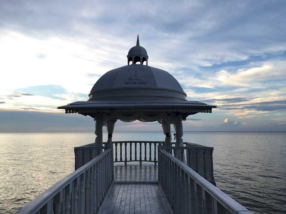 Pavillon Paradisus Rio de Oro ©Thomas Mussbacher und Ines Erlacher