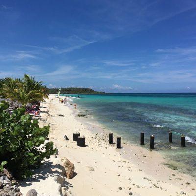 Karibischer Traumstrand Kuba Hoteltipp Paradisus Rio de Oro Playa Esmeralda Playa Guardalavaca Karibik www.gindeslebens.com