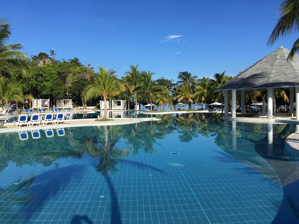Pool Paradisus Rio de Oro ©Thomas Mussbacher und Ines Erlacher