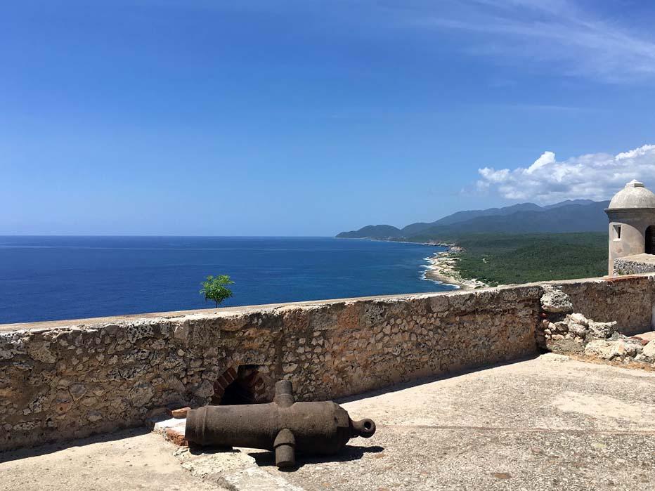 Castillo San Pedro de la Roca Santiago de Cuba ©Thomas Mussbacher und Ines Erlacher