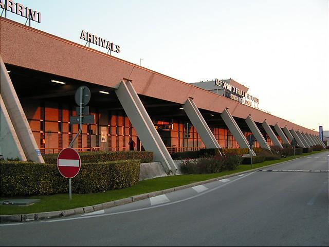 Flughafen Triest Quelle Wikipedia