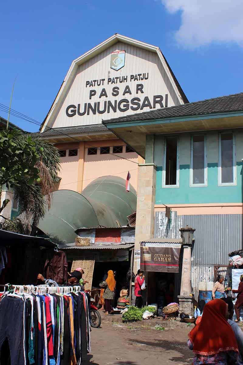 Pasar Gunungsari Lombok © Thomas Mussbacher und Ines Erlacher