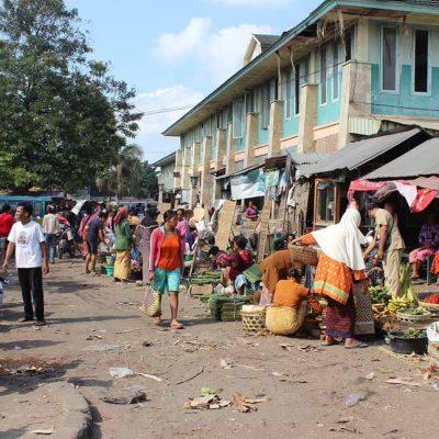 Marktplatz Pasar Gunungsari Lombok Indonesien Asien Hoteltipp, Sehenswertes und Reisebericht Lombok unbekannte Perle Indonesiens www.gindeslebens.com