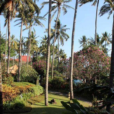 Sheraton Senggigi Beach Gartenanlage Indonesien Asien Hoteltipp, Sehenswertes und Reisebericht Lombok unbekannte Perle Indonesiens www.gindeslebens.com
