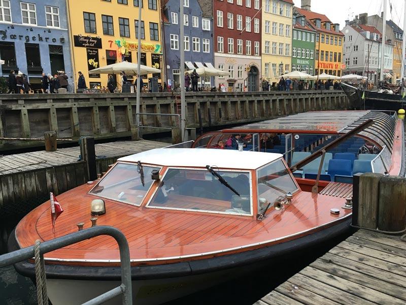 Bootstour Kopenhagen © www.gindeslebens.com