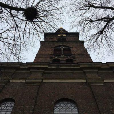 Erlöserkirche (For Frelsers Kirke) Sehenswürdigkeiten Kopenhagen © www.gindeslebens.com