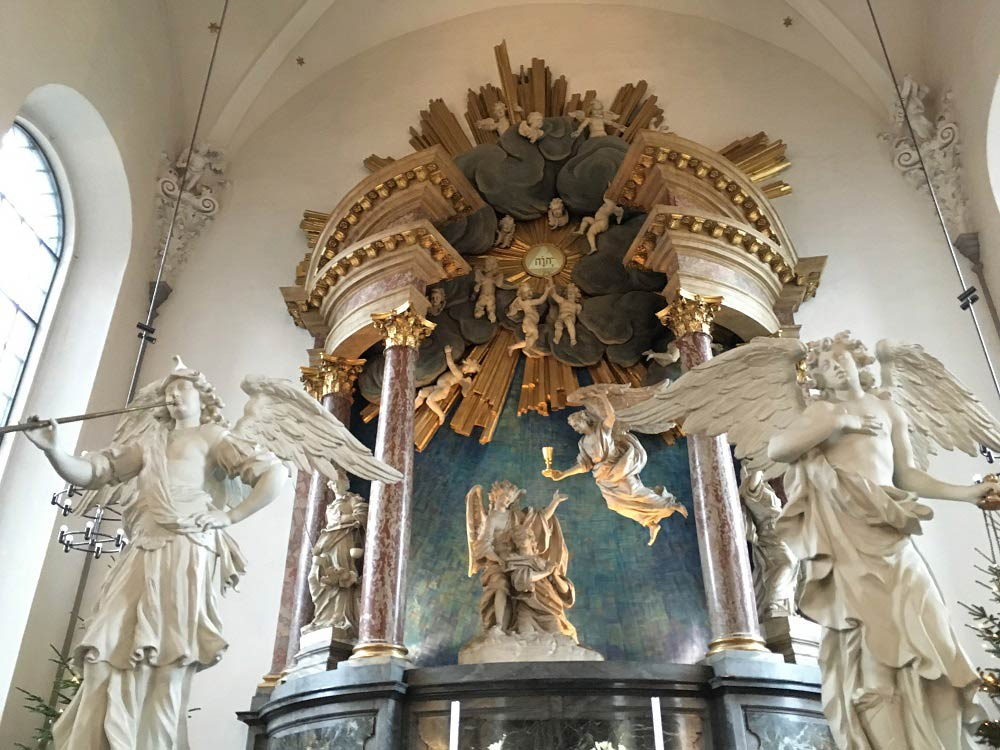 Erlöserkirche (For Frelsers Kirke) Kopenhagen © www.gindeslebens.com