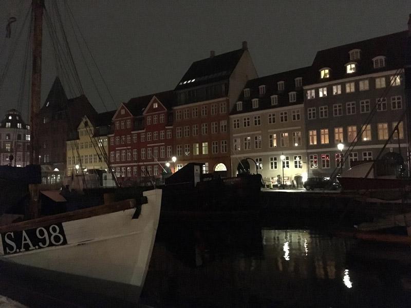 Nyhavn Kopenhagen © Thomas Mussbacher und Ines Erlacher