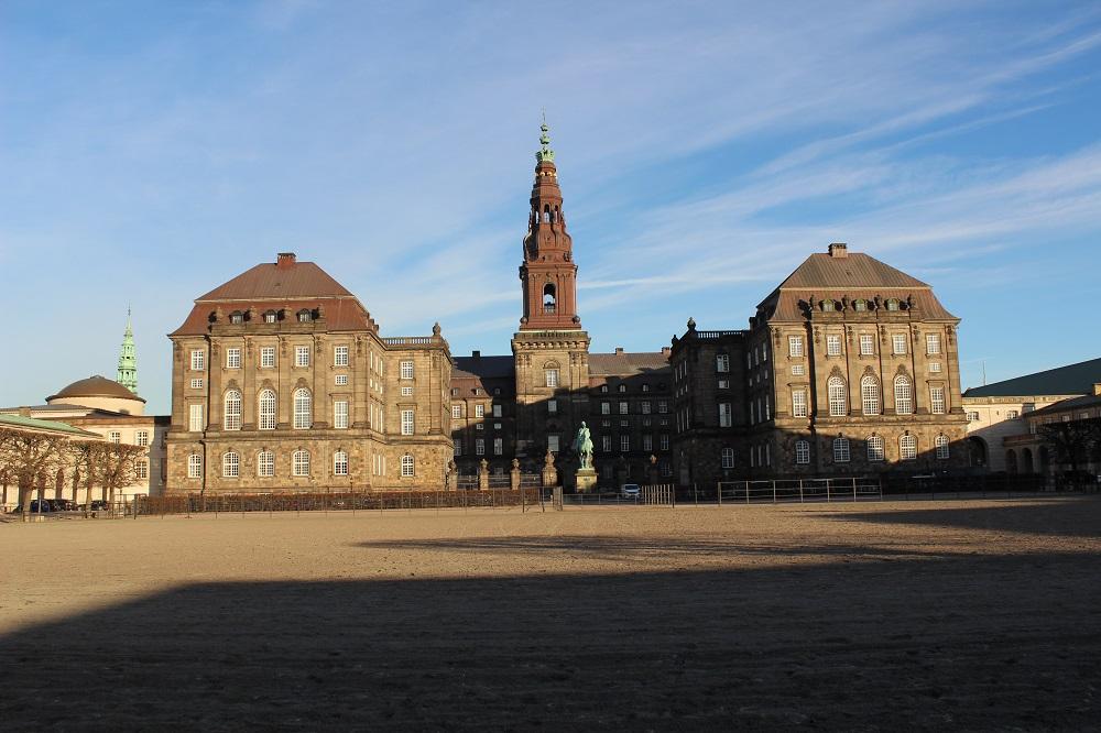 Schloss Christiansborg © Thomas Mussbacher und Ines Erlacher