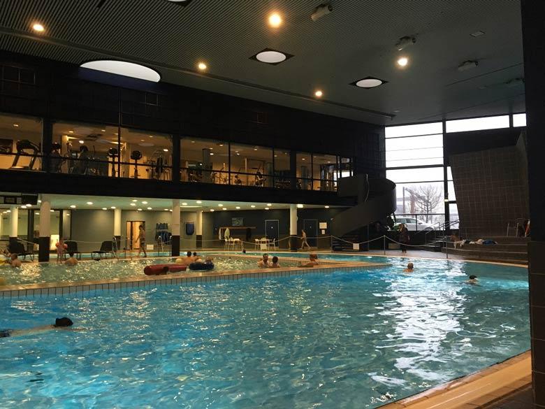 Schwimmbad DGI-byen © Thomas Mussbacher und Ines Erlacher