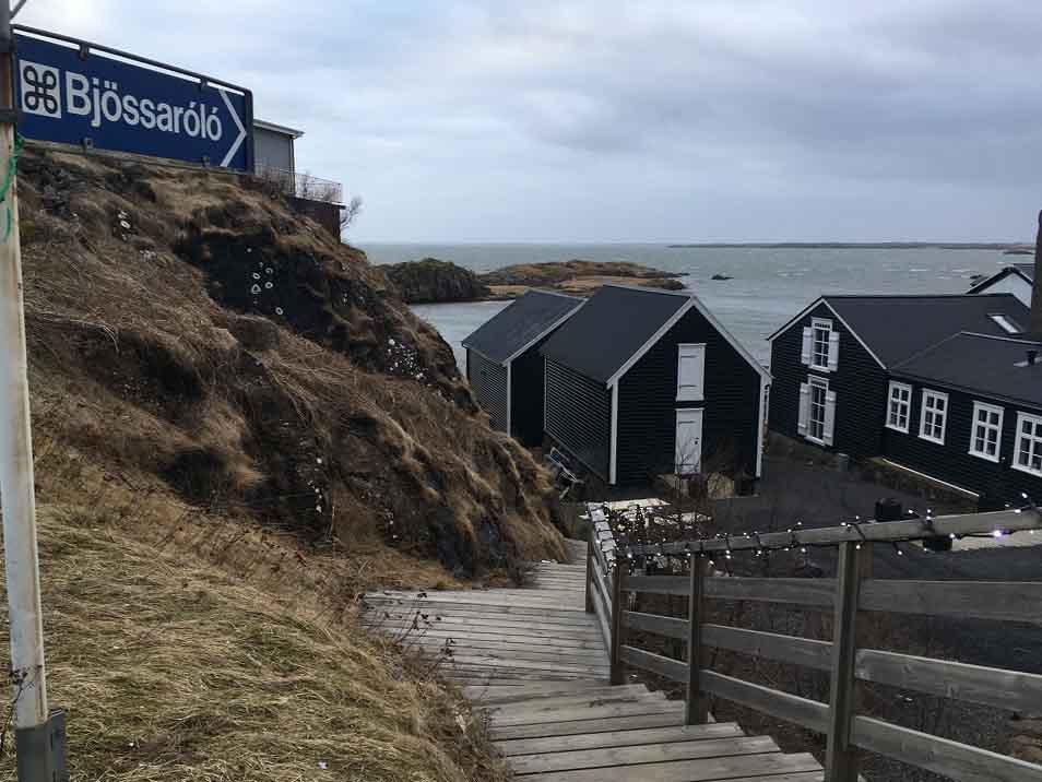 Borgarnes Islands Norden Roadtrip Island gindeslebens.com © Thomas Mussbacher und Ines Erlacher
