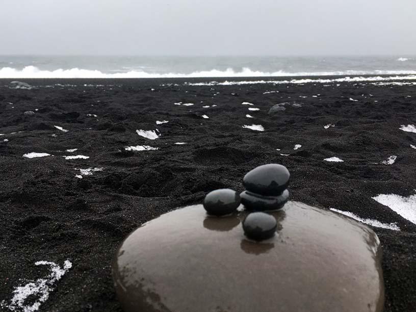 Reynisfjara Roadtrip Islands Südküste gindeslebens.com © Thomas Mussbacher und Ines Erlacher