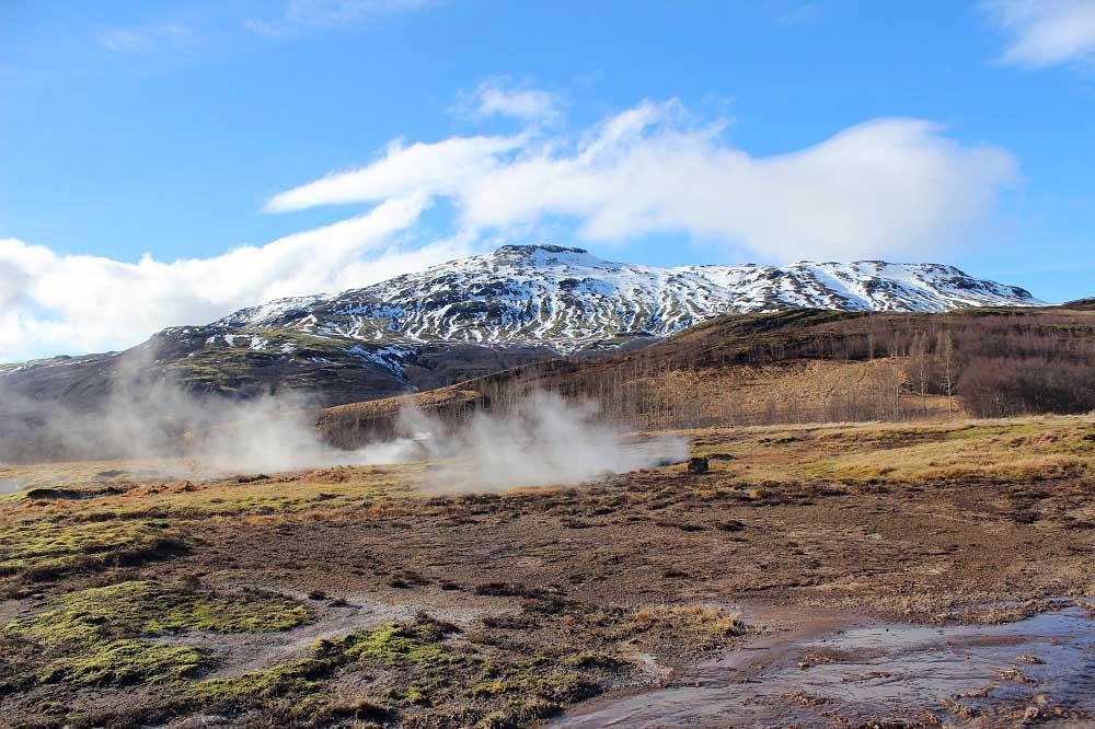 Heißwassertal Haukadalur Strokkur Islands Südwesten und der Golden Circle Roadtrip Island gindeslebens.com © Thomas Mussbacher und Ines Erlacher