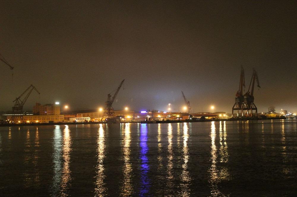 Hafen Göteborg Schweden © www.gindeslebens.com