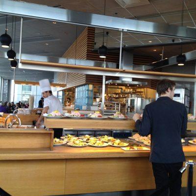 Bar und Essen Heaven 23 Göteborg Schweden © www.gindeslebens.com