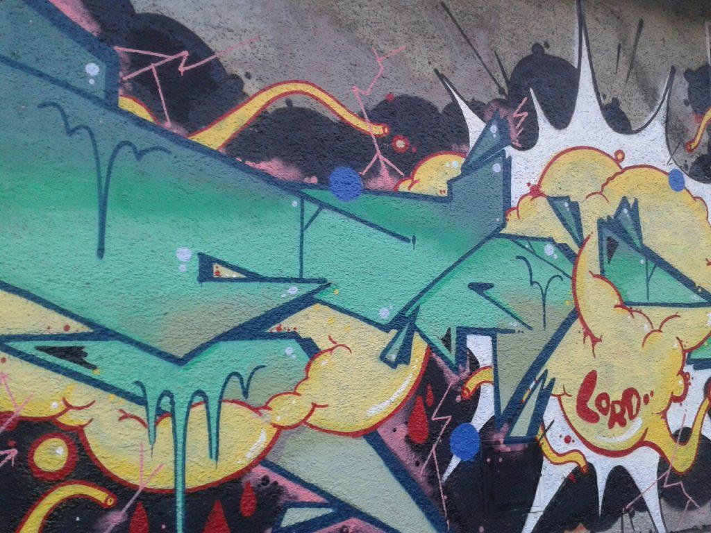 Mural Harbor Linz © www.gindeslebens.com