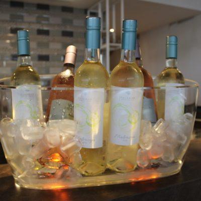 Tischwein Adults Only Restaurant Valamar Girandella Resort Rabac © www.gindeslebens.com