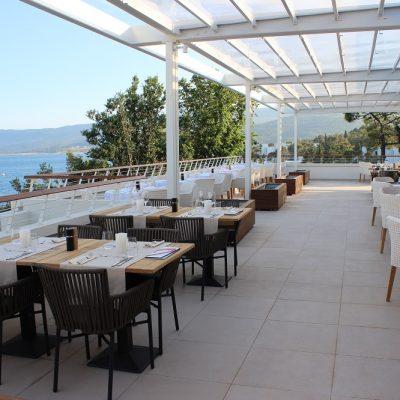 Hauptrestaurant Valamar Girandella Resort Rabac © www.gindeslebens.com