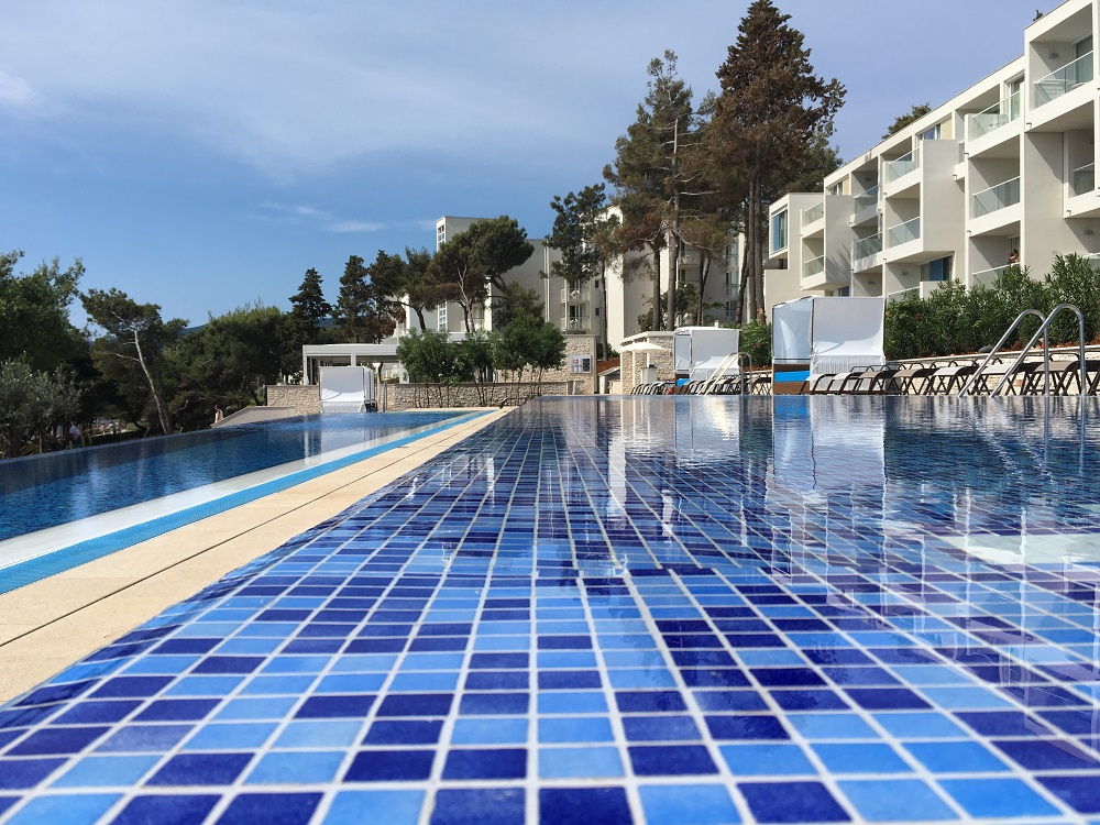 Pools Adults Only Valamar Girandella Resort Rabac © www.gindeslebens.com
