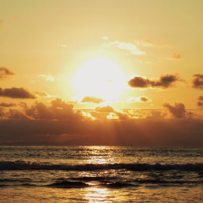 Playa Caletas Jaco Costa Rica http://www.atrailofglitter.net