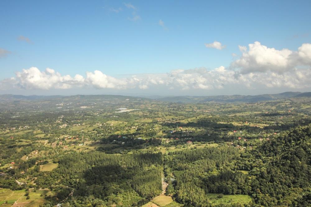 Aussicht beim Paragliden ©Barbaralicious.com