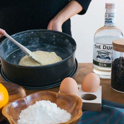 Gin Tonic Kuchen ©THE DUKE Munich Dry Gin