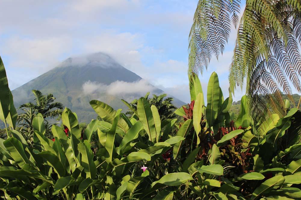 Vulkan Arenal La Fortuna Costa Rica www.gindeslebens.com
