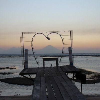 Gili Trawangan Indonesien Heiratsantrag und Hochzeit im Ausland www.gindeslebens.com