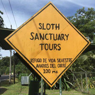 Sloth Sanctuary Costa Rica www.gindeslebens.com