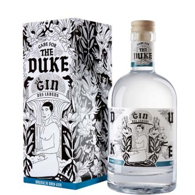 Kunstedition THE DUKE – Munich Dry Gin