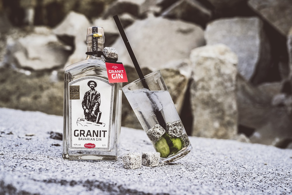 GRANIT Bavarian Gin © Brennerei Penninger