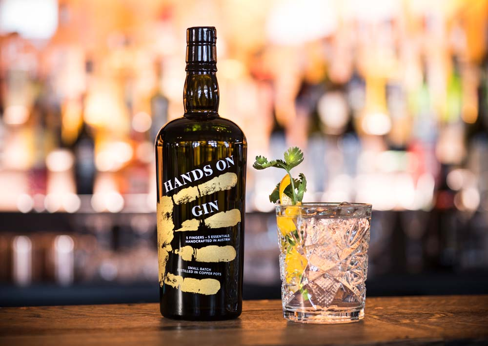 HANDS ON GIN www.goelles.at